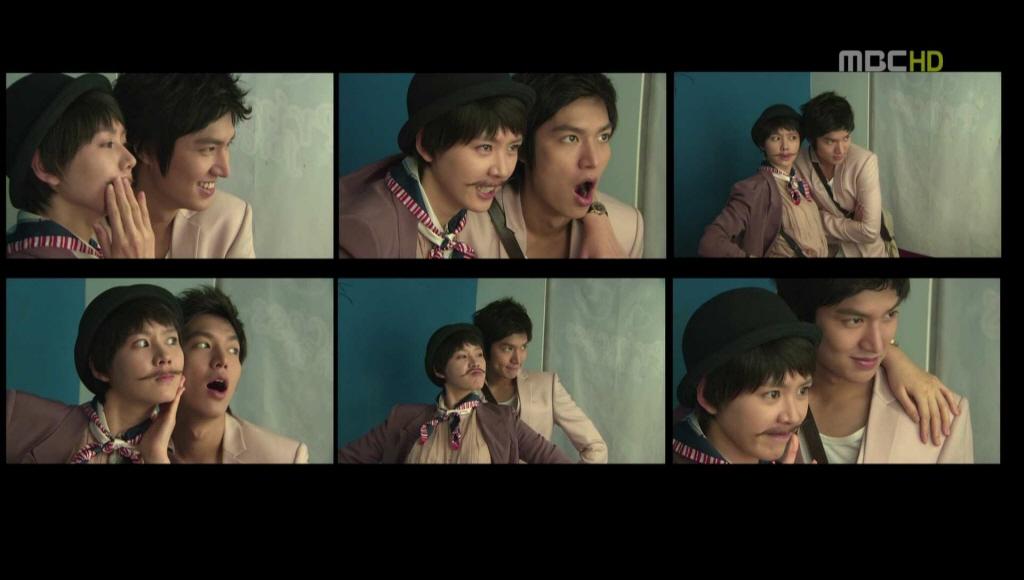 Lee Min ho Kiss Scene Personal Taste Lee Min ho Personal Taste