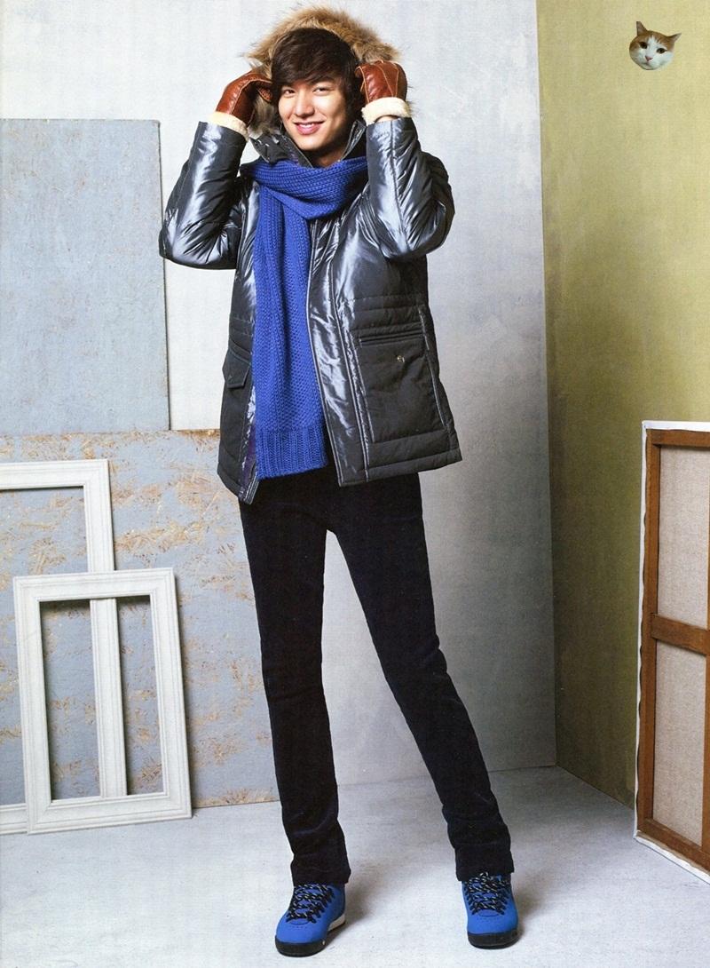 Lee Min Ho – Bang Bang Winter Collection (scan) | ♥♥Love ...