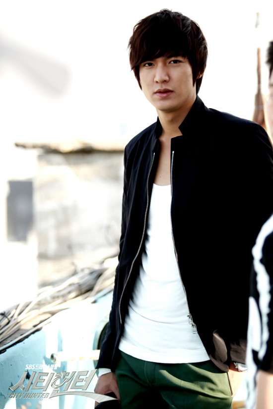Photo Lee Min Ho City Hunter Stills 07 06 2011