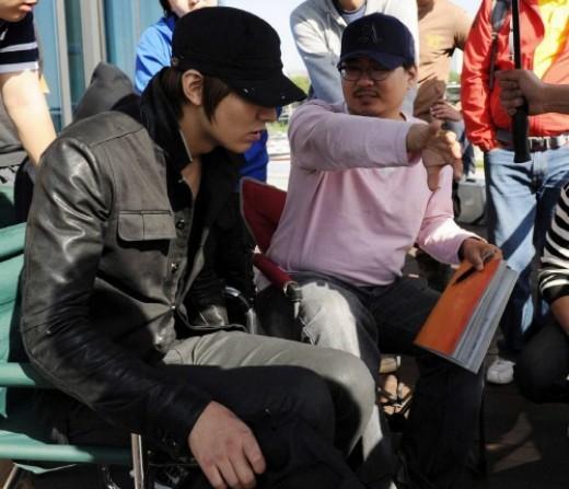 "[News] PD Jin Hyeok ""City Hunter Season 2? Lee Min Ho"