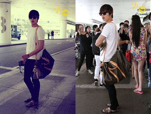 News Lee Min Ho Looks Like A Hollywood Star Love Minsun